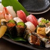 土佐の地魚や鰹に、季節の天ぷらが楽しめる1段上のご宴会コースです。