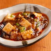 素材の風味を楽しめる優しい味わい『麻婆豆腐』