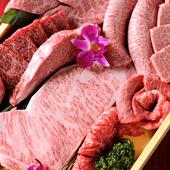 接待にオススメ。おおいた和牛の魅力を食べ尽くす『銀のたまて箱』―10000円コース