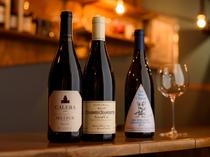 産地も味わいもバリエーション豊か。どんな銘柄に出合えるかは、行ったその日のお楽しみの『ワイン』