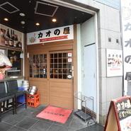 JR森ノ宮駅から徒歩6分のアクセス。ふらっと歩けちゃいますね。