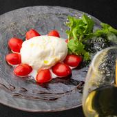 記念日や食事会に、使い方は自由。大人が楽しめるイタリア料理店