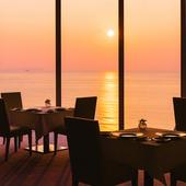 緩やかな時の流れを感じながら、美味も絶景も満喫