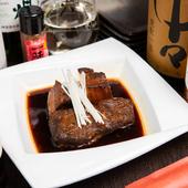 ボリューム満点! 箸で持つだけで崩れそうにやわらかい『豚の角煮』