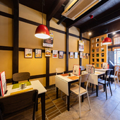 江戸時代の古民家をリノベーションしたスタイリッシュ空間