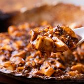 7段階の辛さから選べる『麻婆豆腐 タイガー』