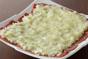 タンと味付けされたネギが絶妙な味わい『ネギタン塩』