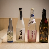 あまり市場に出回らない希少な銘柄を日本酒ソムリエが厳選