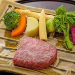 黒毛和牛 サーロインステーキ(100g)