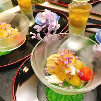 会席料理『葵-あおい-』(9品)