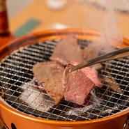 3世代での食事に。お祝い事にも適したワンランク上の焼肉