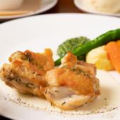 鶏のうまみを髄まで楽しむ逸品『播州百日鶏のホワイトシチューコース』