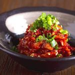 希少部位×海鮮のコラボ『ミスジいくら肉寿司』