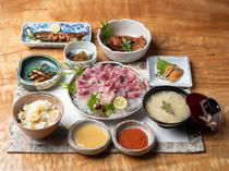 鯉料理を中心に【鯉清水】の魅力を堪能できる『極コース』