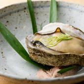 能登の岩牡蠣(季節限定)