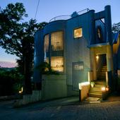 金沢市卯辰山のふもとにある一軒家レストラン
