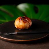 この上ない美味しさと食感にうなる! 『SHIBU 特製つくね』