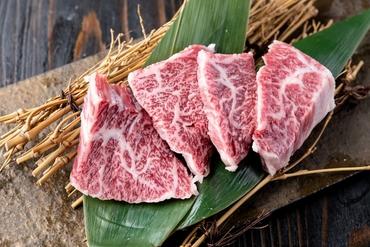 訪れたなら必食の看板メニュー。仙台牛・山形牛の『ハラミ』