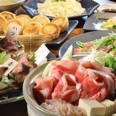 肉島屋の魅力を気軽に楽しめるコース。まずはこちらで「肉島屋の何たるか」を知って下さい(笑)。