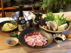 やんばるの恵みを丸ごと食べ尽くしていただくコース。 沖縄ならではのものを色々食べてみたい方へ。
