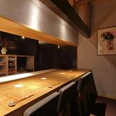 至福の時間をもたらす、京都・五条烏丸に佇む大人の隠れ家