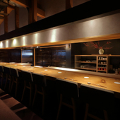 食に精通する大人のためのワンランク上の魚料理専門の居酒屋