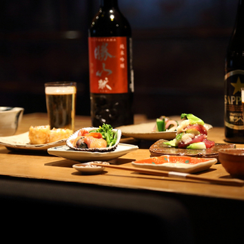 おまかせコース(おつきだし/お料理7品/土鍋ご飯/デザート)