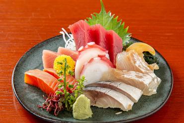 料理人オススメ! 鮮度抜群の魚介を堪能できる『おまかせ盛り』