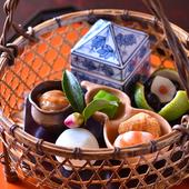 """""""少し足りない""""日本料理の美学。北海道の旬を盛り込む彩り豊かな『八寸』"""
