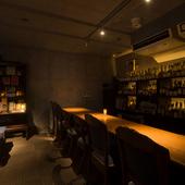 渋谷エリアの隠れ家バー。2軒目として知っておくと頼りになる!