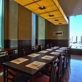 特別感のある空間と料理で、ワンランク上のおもてなし