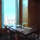 地上25階からの綺麗な景色を眺めながら過ごす、特別なひととき