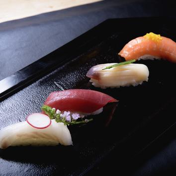 【ディナー】寿司入り季節会席