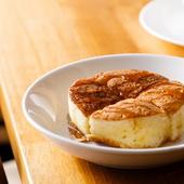 優しい味わいの『jiyugaokaパンケーキ』