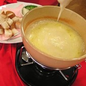 スイスの方からも好評を得ている【KIKUCHI】のロングセラー『チーズフォンデュ』