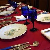 一期一会の出会いに想いを伝えられるような食器をセレクト