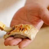 その日の仕入れによって全5品で構成する店主お任せのお寿司コースです。