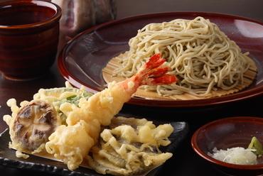 天ぷら セイロ