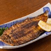 素材を活かした調理で、頭から尻尾まで食せる『瀬戸内海の魚料理』