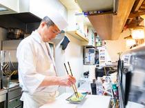 豊かな経験を持つ店主が織りなす、真心のこもった和食でほっこり