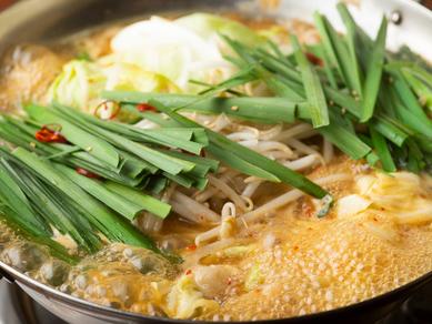 和牛モツと青森産マイルドニンニクがコラボした秘伝のスープがクセになる『龍 秘伝のタレ』