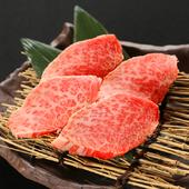 インパクト抜群! クオリティの高い肉をたっぷり堪能できる『究極の盛合せ(10品)』