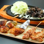 柔らかくきめ細やかな肉質の佐賀県産「ふもと赤鶏」を使用