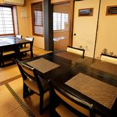 お座敷テーブル個室