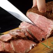 【手作り欧風料理】人気の黒毛和牛ローストビーフ