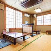 第二の故郷のような雰囲気を醸す畳の座敷