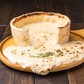 濃厚チーズのシカゴピザ