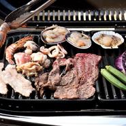 BBQを更にグレードアップする「豪華食材」も必見