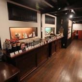 1階では販売も行われており、気に入った商品を購入可能