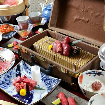 【お料理のみ・シャトーブリアン等13品】史上最強コース